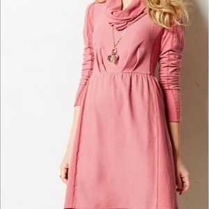 Anthropologie Saturday Sunday Alcott Cowl Dress